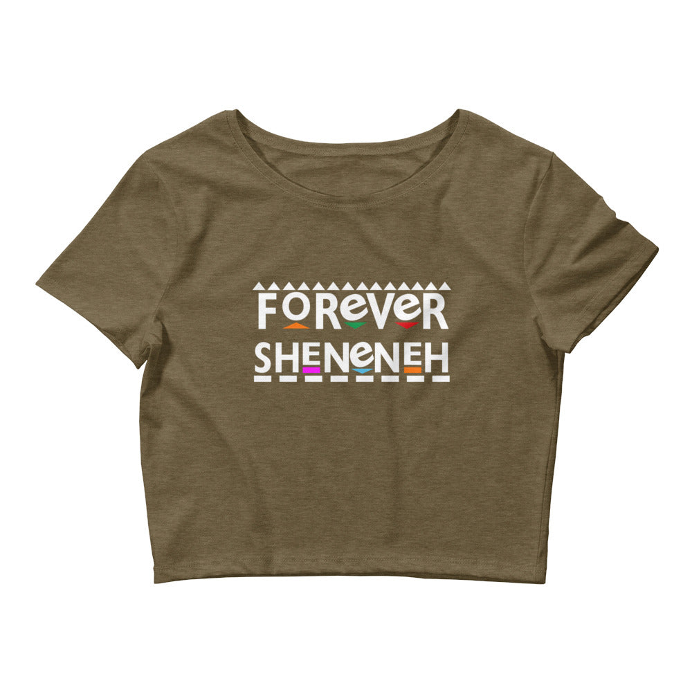 Forever Sheneneh Women's Crop Tee