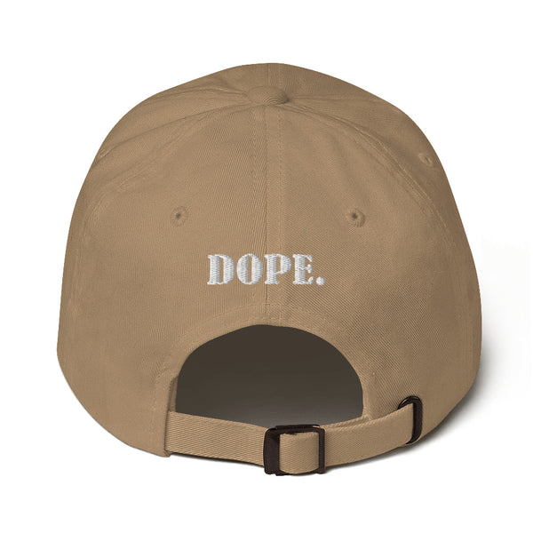 BeDope Dad hat