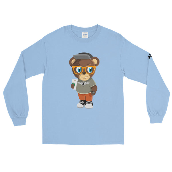 Pook The Bear Long Sleeve T-Shirt