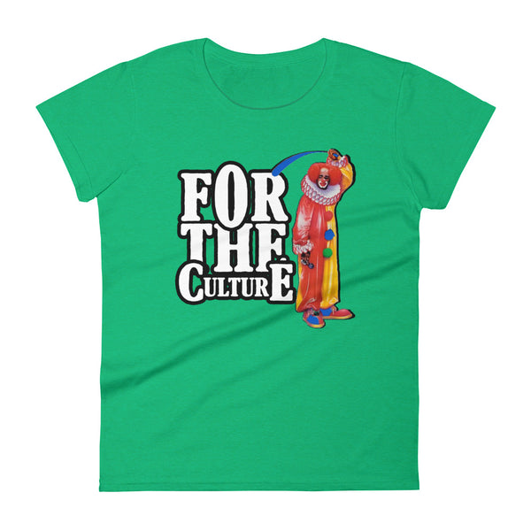 For The Culture (Homie The Clown) Women's t-shirt