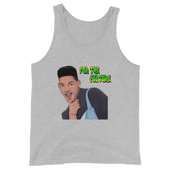 For The Culture (Fresh Prince) Tank Top