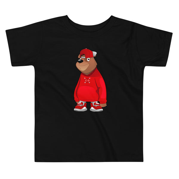 Freddie The Bear Toddler Tee