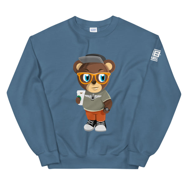 Pook The Bear Unisex Sweatshirt