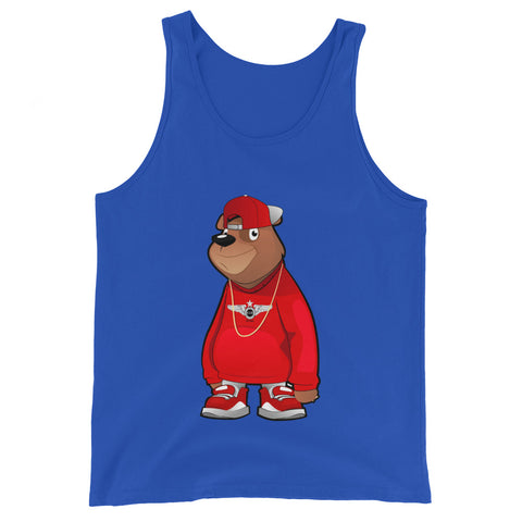 Freddie The Bear Tank Top