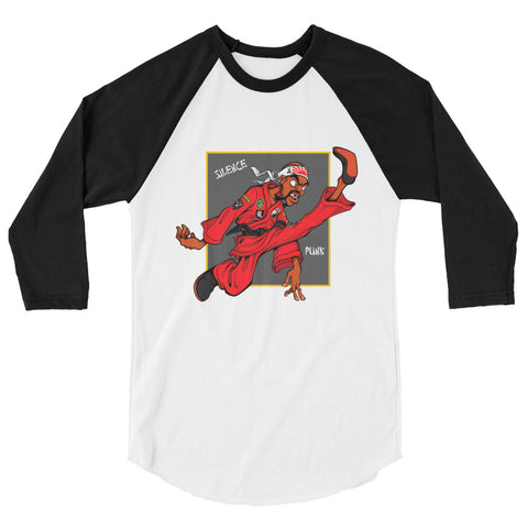 For The Culture (Dragon Fly Jones) raglan shirt