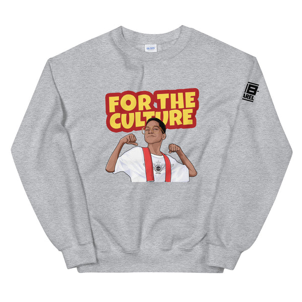 For The Culture (Steve Urkel) Unisex Sweatshirt