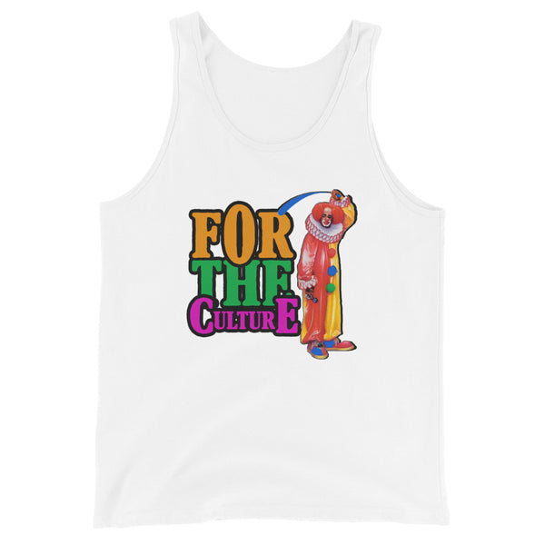 For The Culture (Homie The Clown) Tank Top