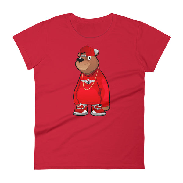 Freddie The Bear Women's t-shirt
