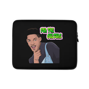 For The Culture (Fresh Prince) Laptop Sleeve