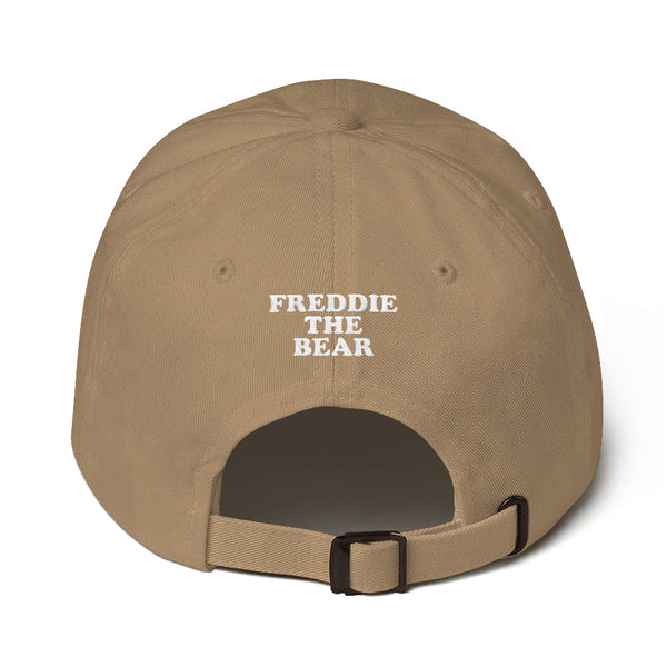 Freddie The Bear Dad hat