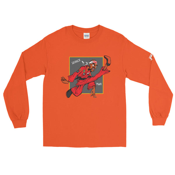 For The Culture (Dragon Fly Jones) Men's Long Sleeve Shirt