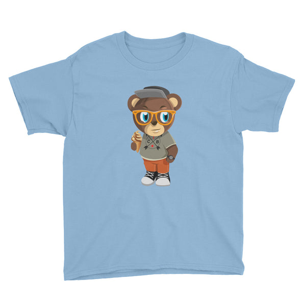 Pook The Bear Youth T-Shirt