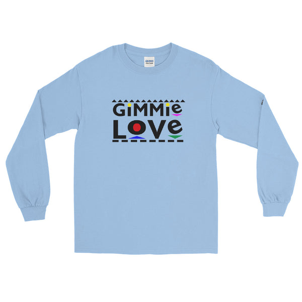 Gimme Love Men's Long Sleeve Shirt