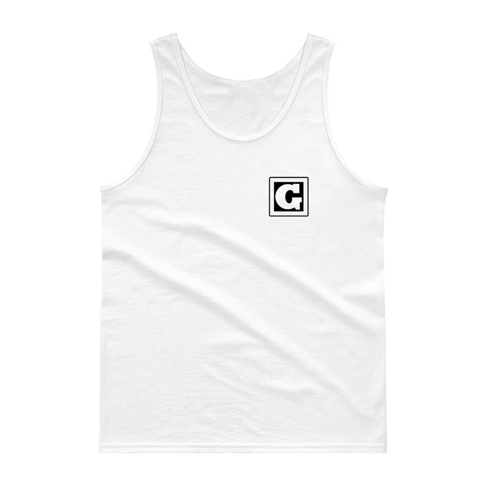 God Made Me Dope (Back Print) Tank top