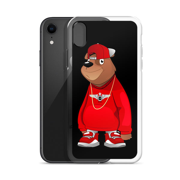 Freddie The Bear iPhone Case
