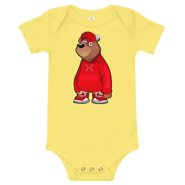 Freddie The Bear Kids One Piece