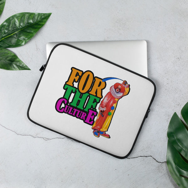 For The Culture (Homie The Clown) Laptop Sleeve