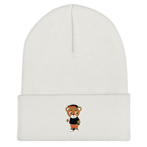 Pook The Bear Cuffed Beanie