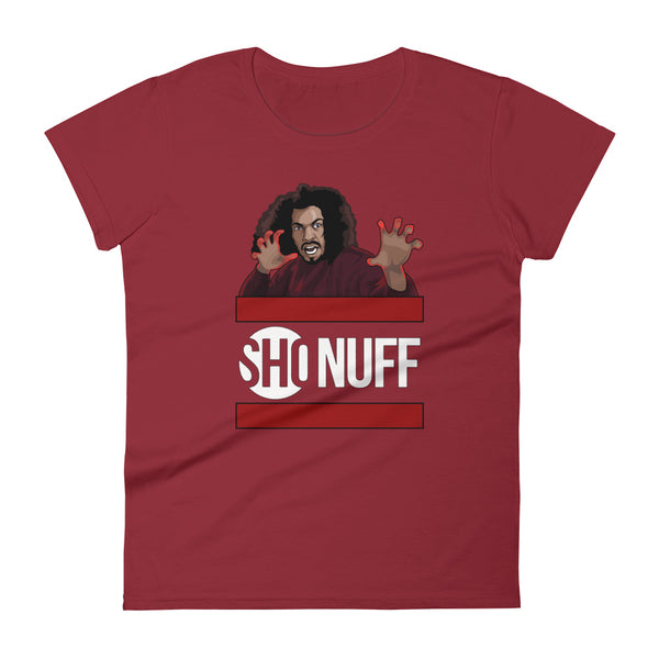 For The Culture (Sho Nuff) Women's t-shirt