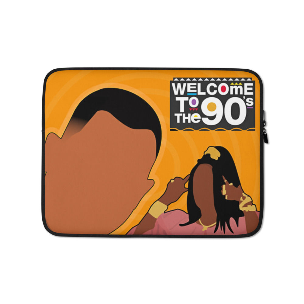 Welcome to the 90s (Martin) Laptop Sleeve