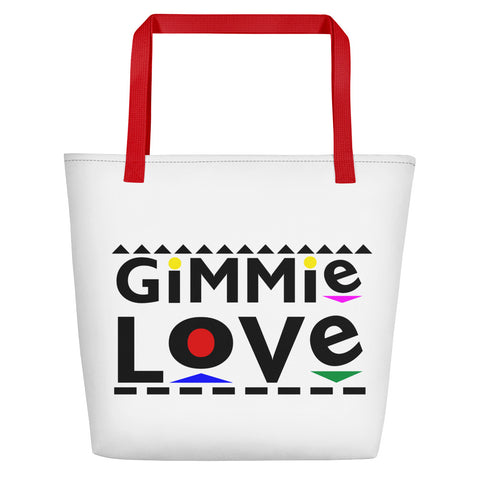 Gimme Love Beach Bag