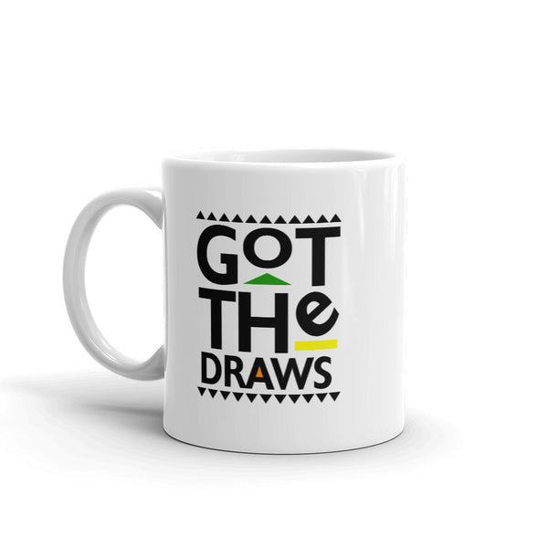 Got The Draws Mug