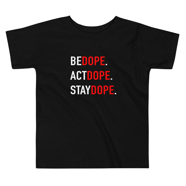 BeDope Toddler Tee
