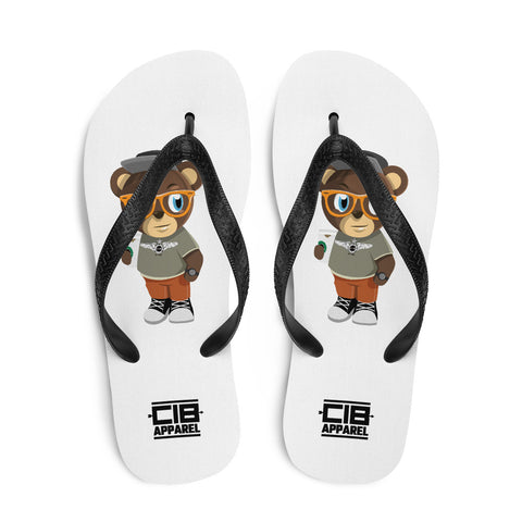 Pook The Bear Flip-Flops