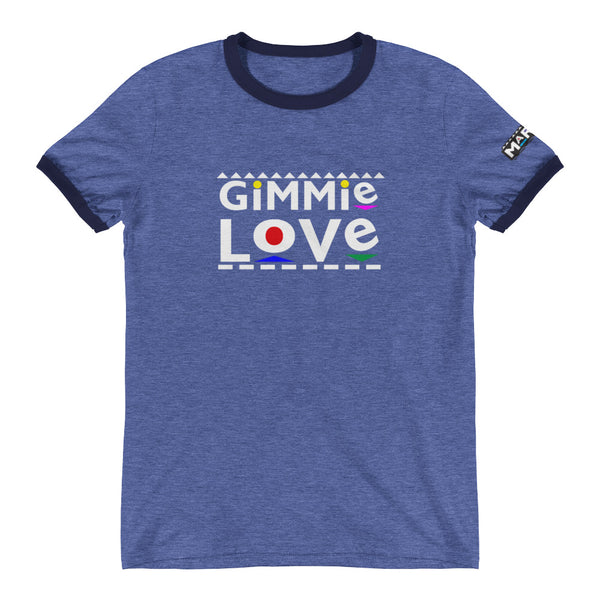 Gimme Love Ringer T-Shirt