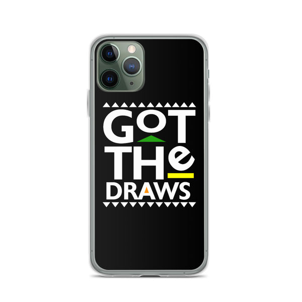 Got The Draws iPhone Case