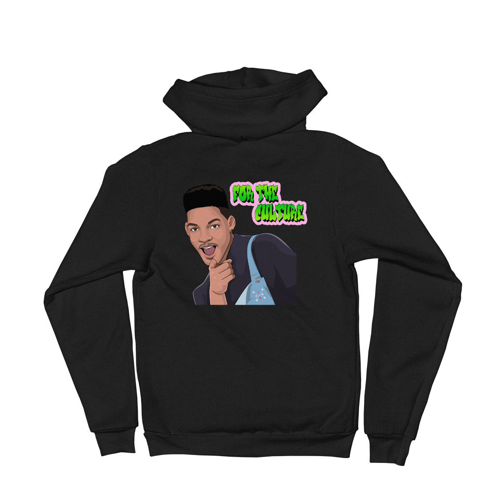 For The Culture (Fresh Prince) Hoodie sweater