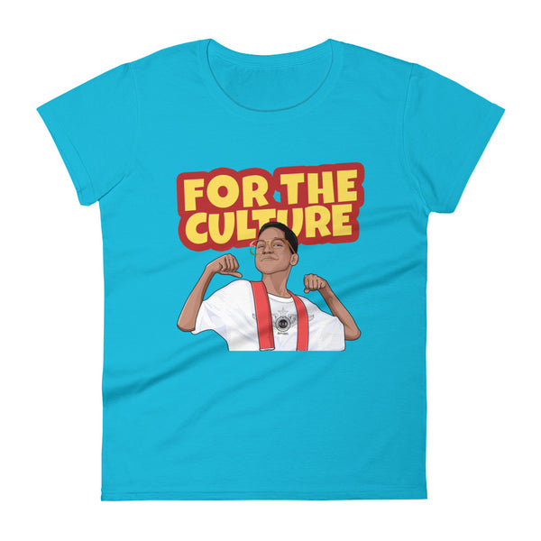 For The Culture (Steve Urkel) Women's t-shirt