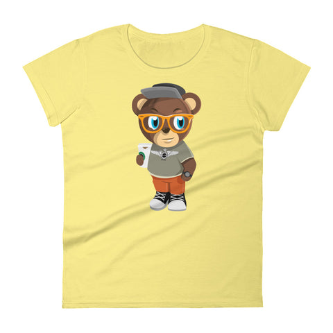 Pook The Bear Women's t-shirt