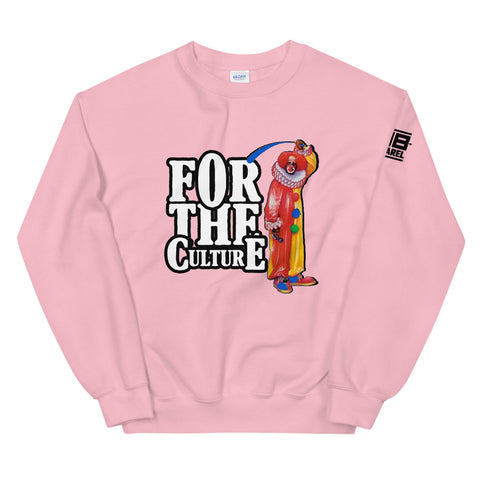 For The Culture (Homie The Clown) Unisex Sweatshirt