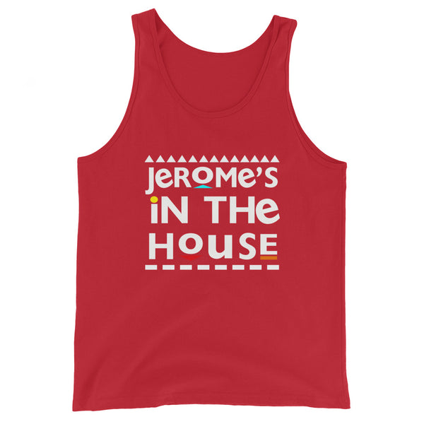 Jerome's In The House Tank Top