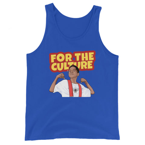 For The Culture (Steve Urkel) T-Shirt Tank Top