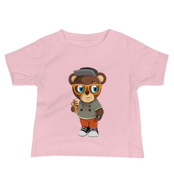 Pook The Bear Baby Jersey Tee
