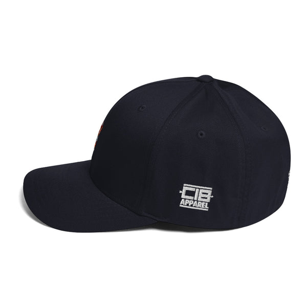 Pook The Beat Structured Twill Cap