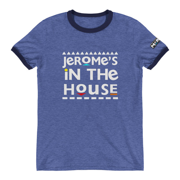 Jerome In The House Ringer T-Shirt