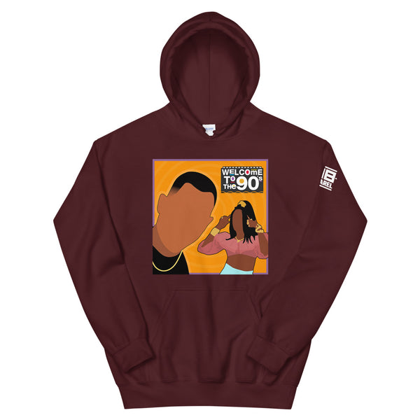 Martin Hooded Sweatshirt