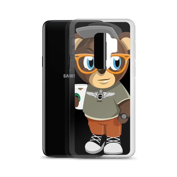 Pook The Bear Samsung Case