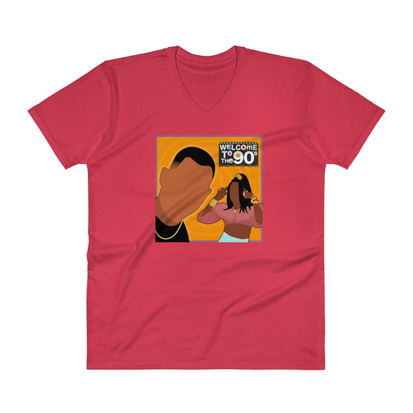 Welcome to the 90s (Martin) V-Neck T-Shirt