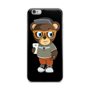 Pook The Bear iPhone Case
