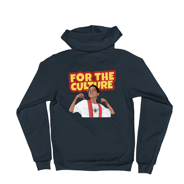 For The Culture (Steve Urkel) Hoodie sweater