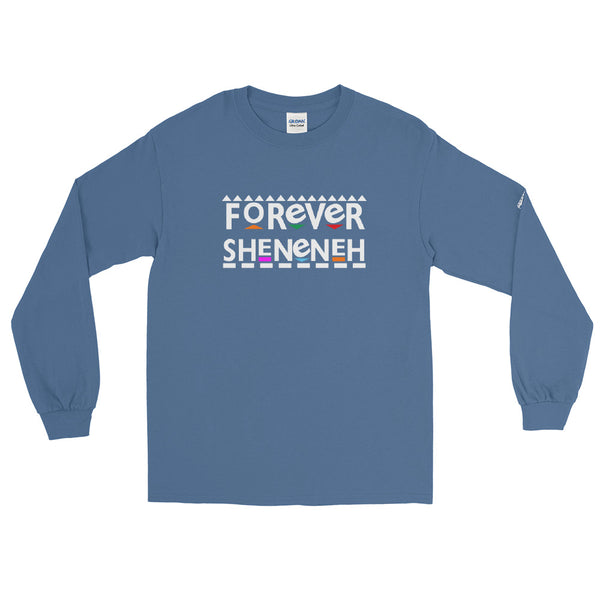 Forever Sheneneh Men's Long Sleeve Shirt