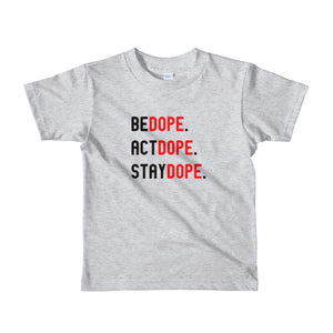 BeDope kids t-shirt