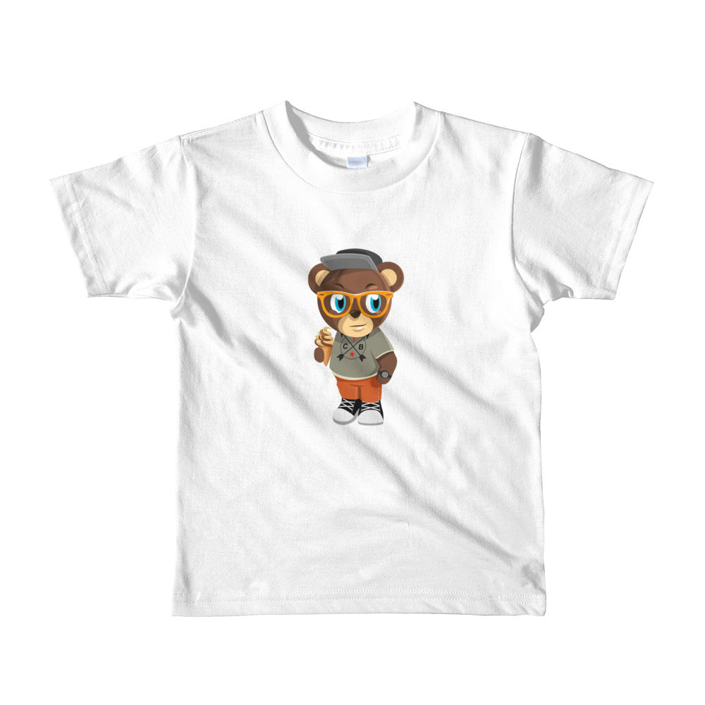 Pook The Bear kids t-shirt
