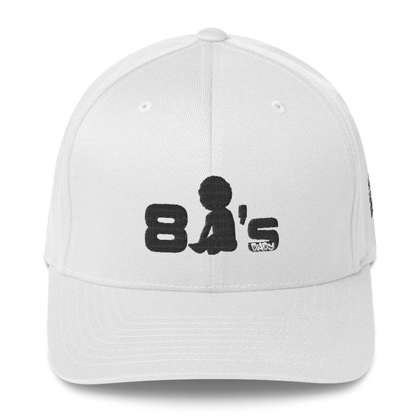 80's Baby Structured Twill Cap