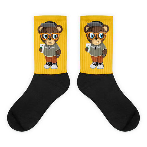 Pook The Bear Socks