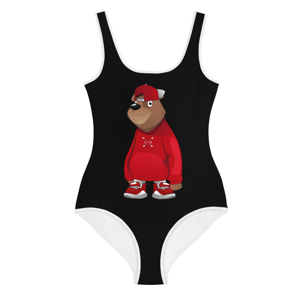 Freddie The Bear Youth Swimsuit